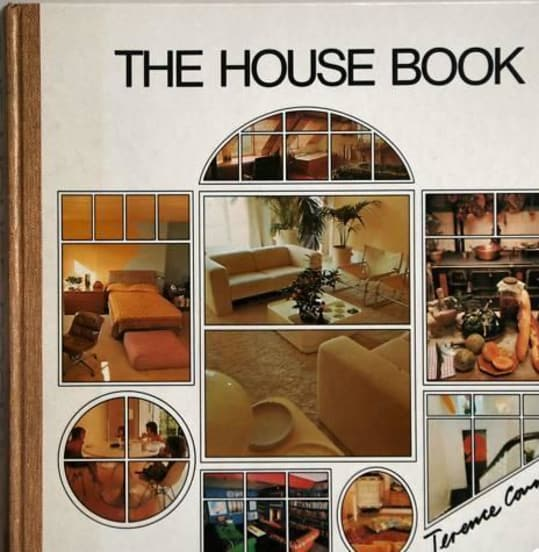 The House Book by Terence Conran