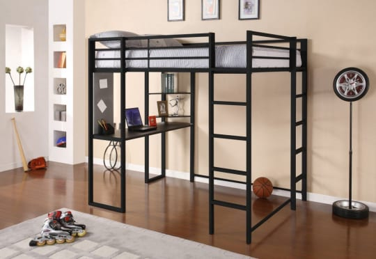 Abode Full Size Loft Bed