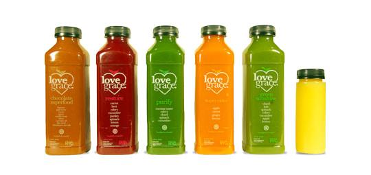 Love Grace Juices