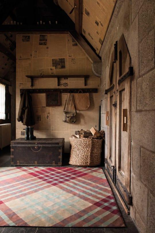 Cave Girl Rug by Vivienne Westwood