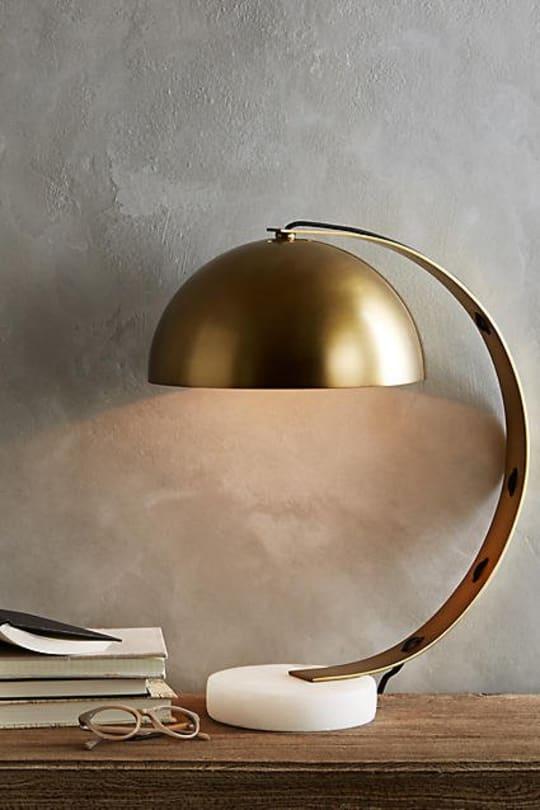 Marble Task Lamp