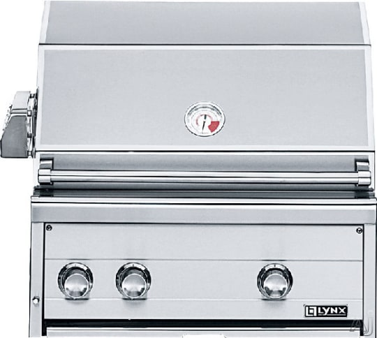 "Lynx 27"" Professional Built-In Grill with Rotisserie"