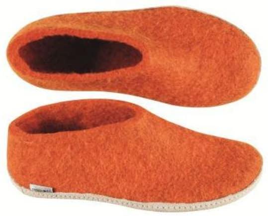 Felt Indoor Shoes by Glerups