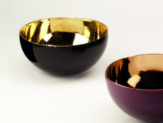 Ceramic & Gold Bowls from Danghrya