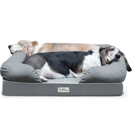 PetFusion Bolster Dog Bed