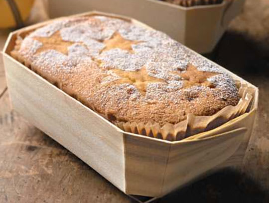 Bake and Give Wooden Bakers - Set of 6 from King Arthur Flour