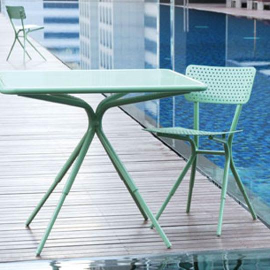 Grasshopper Chair & Table