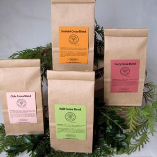 Smoked Hot Cocoa from Didi Davis Foods