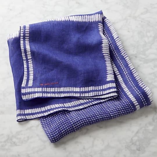 Como Gauze Linen Tablecloth
