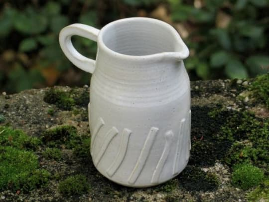 Small Ceramic Pitcher from Marie Tualceramique