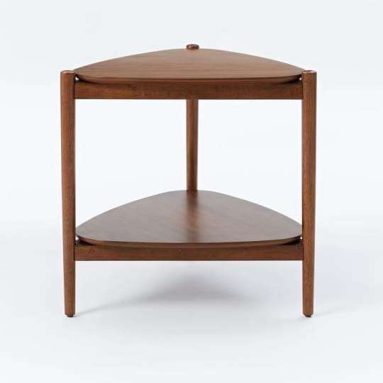 Retro Tripod Side Table