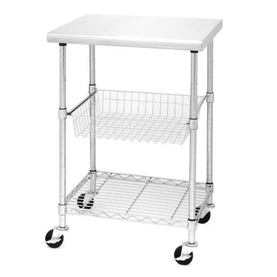 Classics Stainless Steel Kitchen Work Table