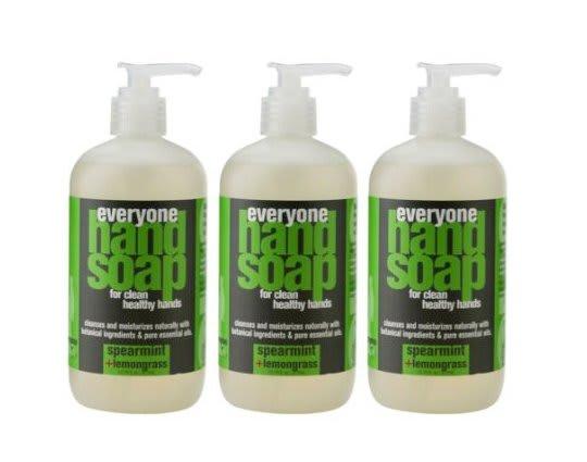 Everyone Hand Soap Spearmint + Lemongrass
