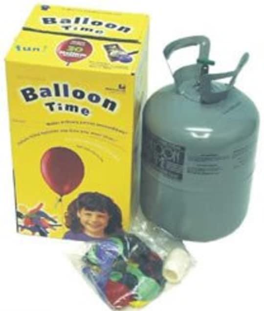 Balloon Time Helium Balloon Kit