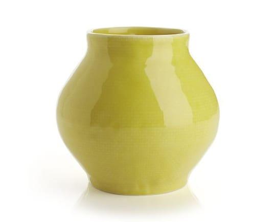 Chickadee Short Vase from Crate & Barrel