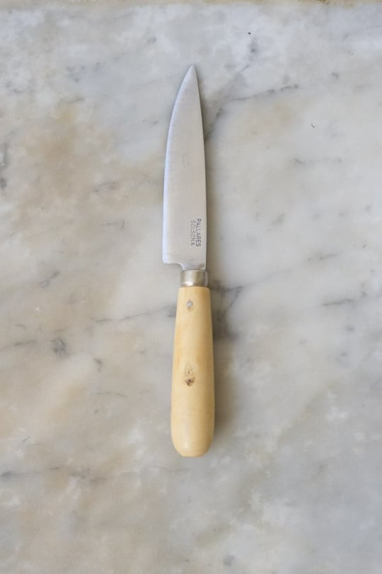 Pallares Solsona Small Kitchen Knife
