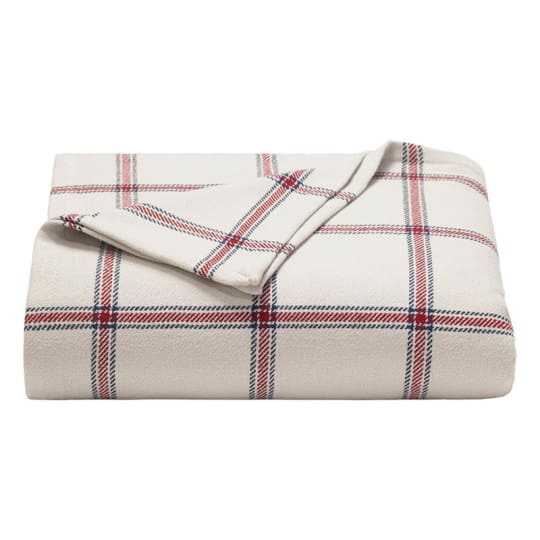 Nautica Halstead Cotton Twill Blanket at Nordstrom