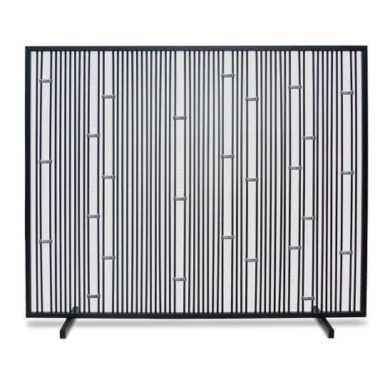 Arden Single Panel Fireplace Screen