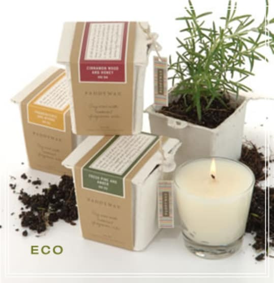 Paddywax Eco Soy Candles