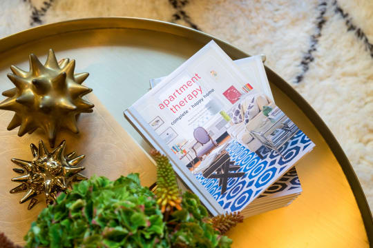 Apartment Therapy Complete + Happy Home by Maxwell Ryan & Janel Laban