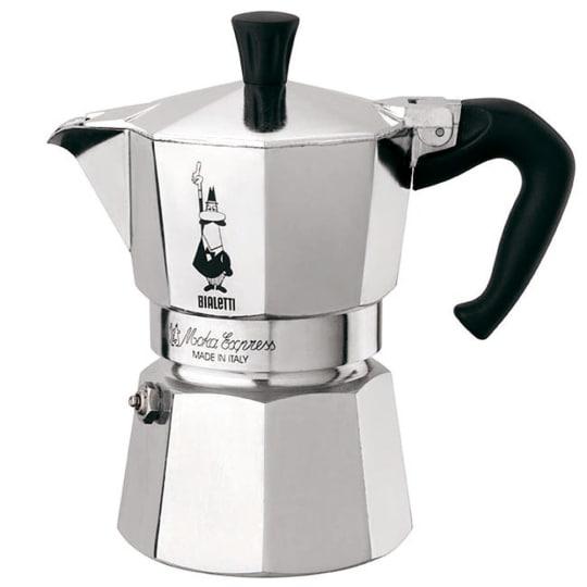 Moka Express 6-Cup Stovetop Espresso Maker
