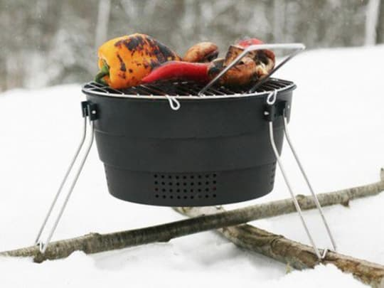 Pop Up Grill