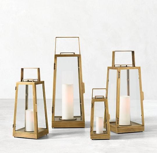Limoux Lantern by Jonathan Browning