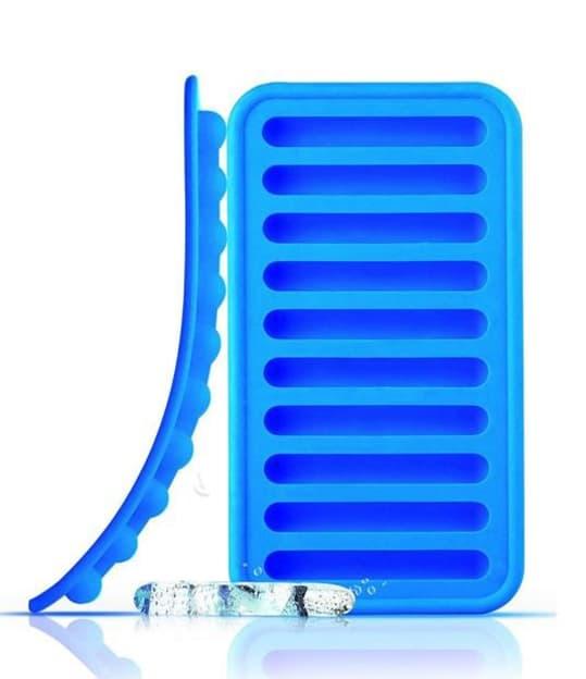 Siliconezone Tube Ice Tray