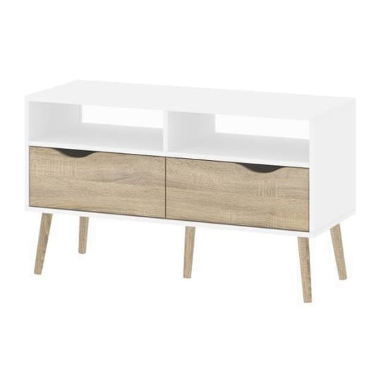 Tvilum Diana 2-Shelf TV Stand