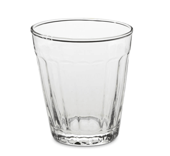 9.5 cL Glass