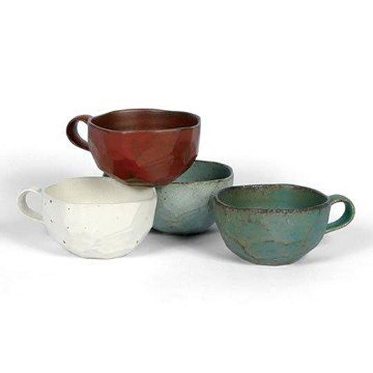 Miya Stoneware Boulder Mug