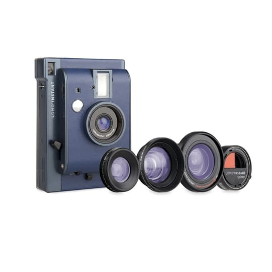 Lomography Lomo'Instant Reykjavik Edition + 3 Lenses