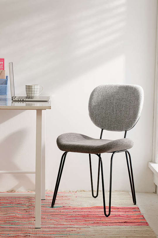 Dia Hairpin Chair at Urban Outfitters
