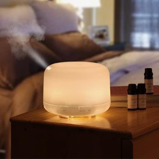 Ultrasonic Humidifier Aroma Diffuser