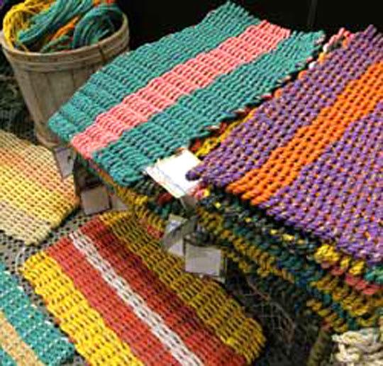 Maine Float Rope Doormats