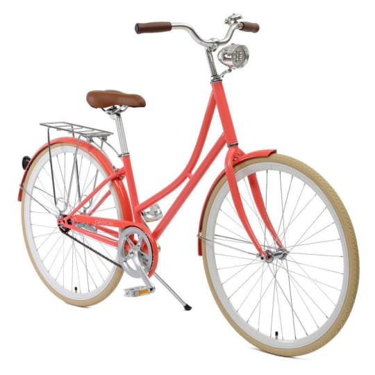 Critical Single Speed City Bike