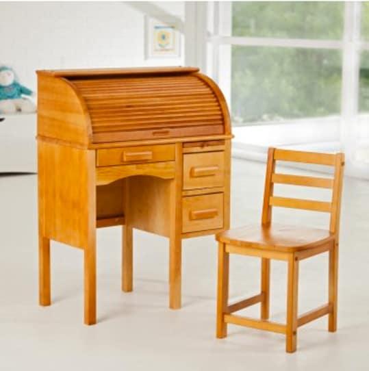 Junior Roll-Top Desk