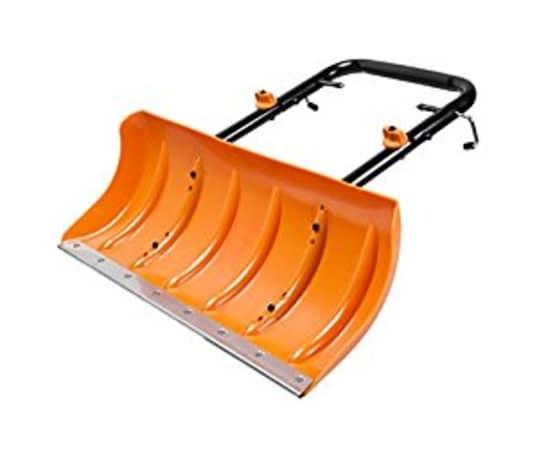 Aerocart Wheelbarrow Snow Plow