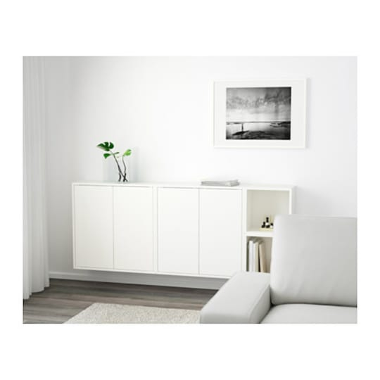 EKET Wall Mounted Cabinet Combination at IKEA