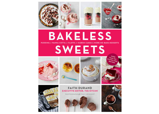 Bakeless Sweets by Faith Durand