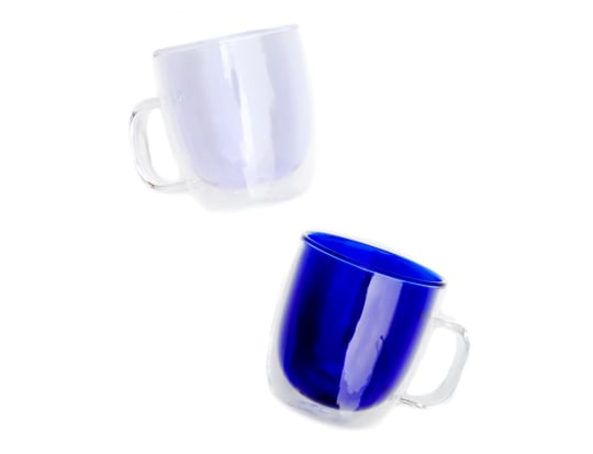 Double Wall Glass Mug from Leif