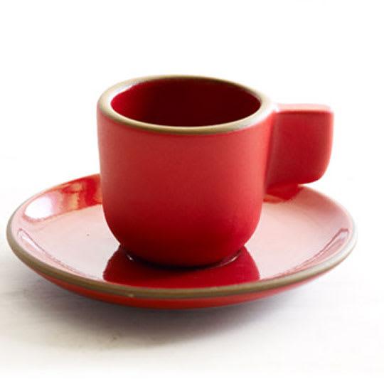Limited Edition Heath Espresso Cup & Saucer