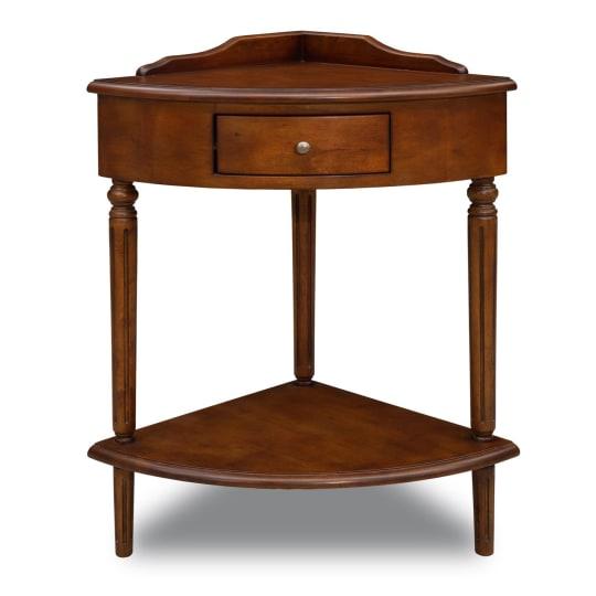 Leick 9016 Favorite Finds Corner End Table