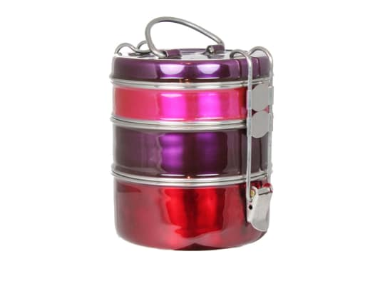 Colorful Tiffin Lunchbox from Tiffinware