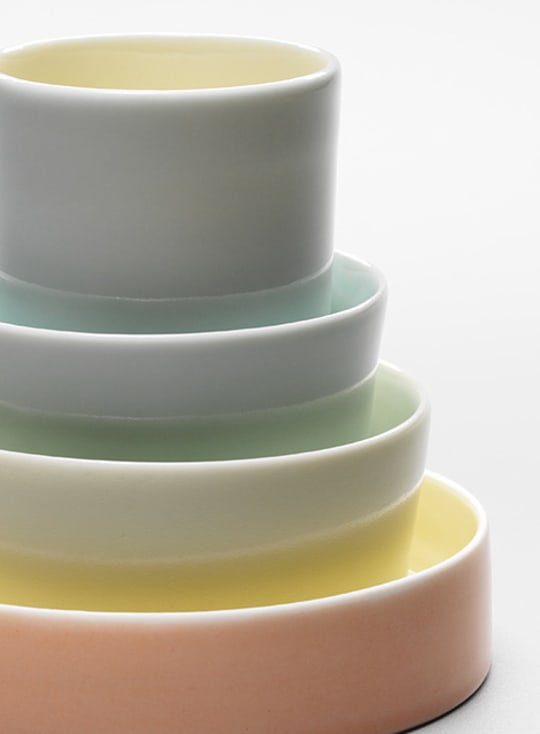 Ceramic Bowls by Susan Frost