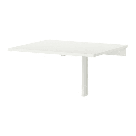 NORBERG Wall-Mounted Drop-Leaf Table at IKEA