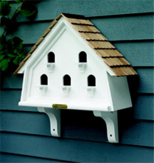 Lazy Hill Flat Bird House