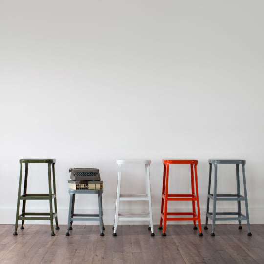Utility Stool from Schoolhouse Electric