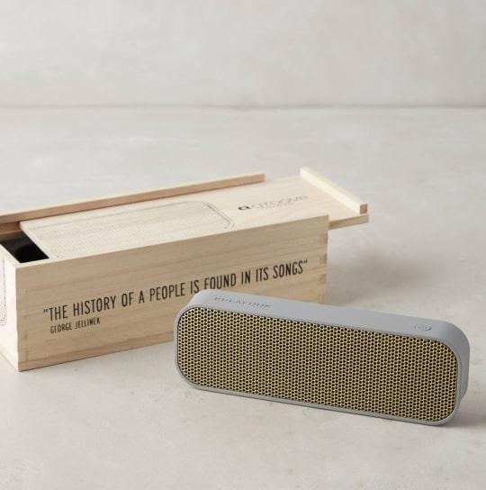 aGroove Wireless Speaker by Kreafunk