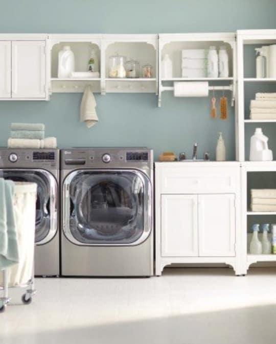 LG Titan Laundry Pair - MEGA CAPACITY